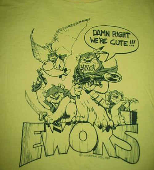 EWOKS T-Shirt