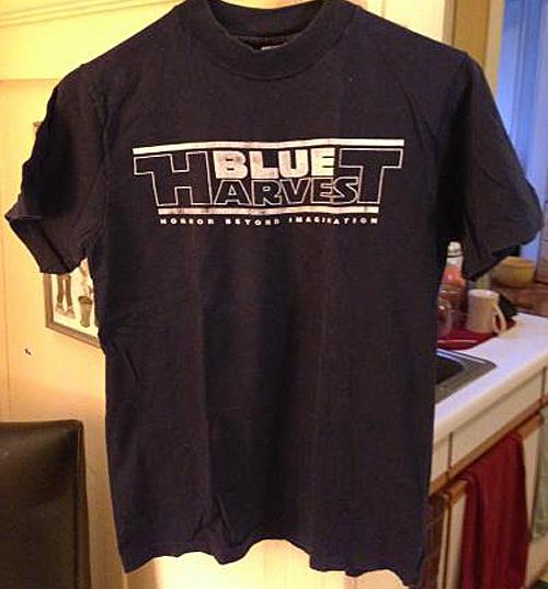 Vintage Blue Harvest T-Shirt