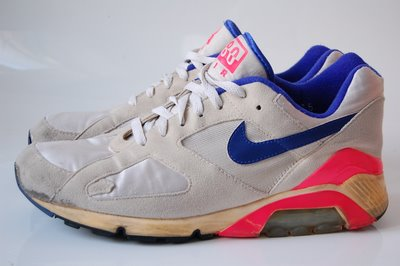 Vintage Nike Air Max 180 (1991) First Issue Sneakers Shoes