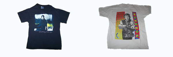 vintage paul mccartney shirts
