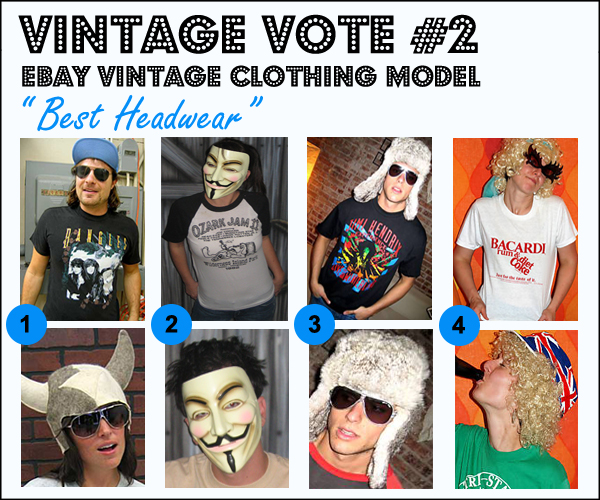 vintage vote best headwear